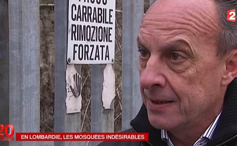 Italie / La Ligue du Nord vient de faire voter une loi anti-mosquée enLombardie